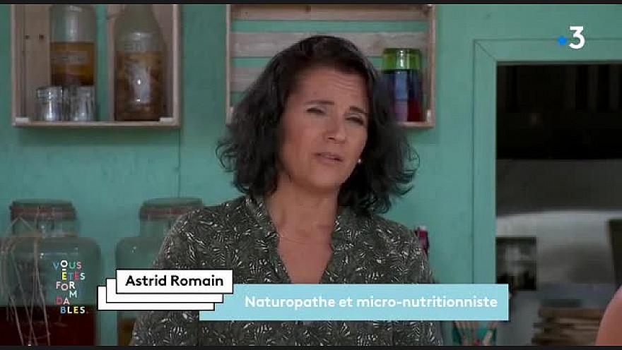 Naturopathie-Iridologie et Réflexothérapie avec Astrid Romain - Parlons prévention
